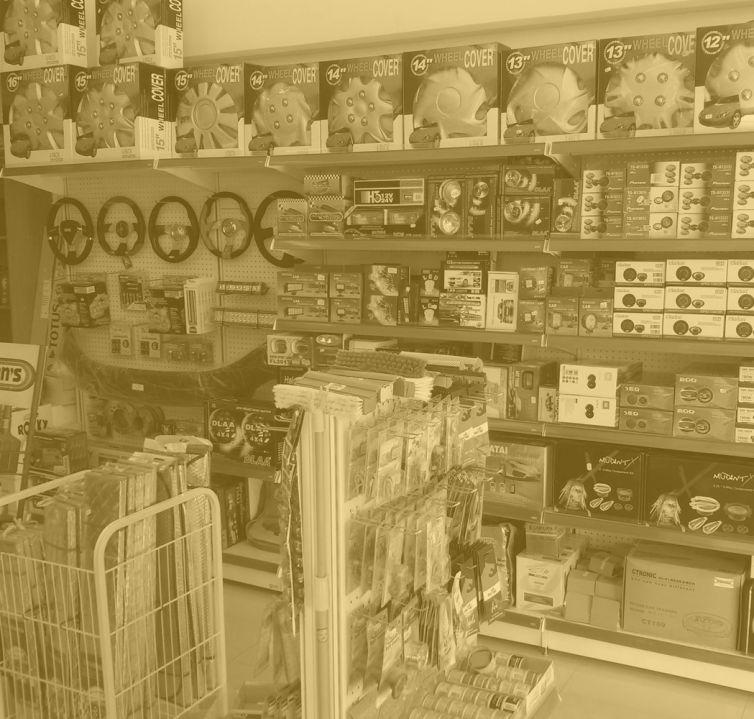 Car Accessories Store